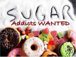 Sugar Addicts WANTED!